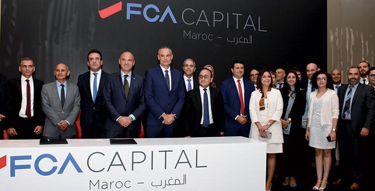 Fruit d'un partenariat entre FCA Dealer Services et Wafasalaf : Fiat Chrysler Automobiles Maroc lance sa marque de financement