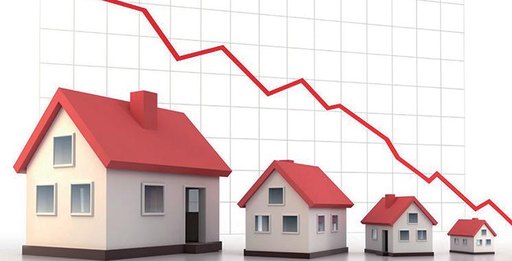 Immobilier : Chute vertigineuse des ventes