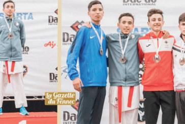 Championnats du monde de karaté au Chili : Les karatékas marocains écrivent une belle page