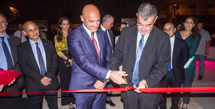 Distribution automobile et service après-vente : Orbis Automotive ouvre son nouveau showroom à Rabat