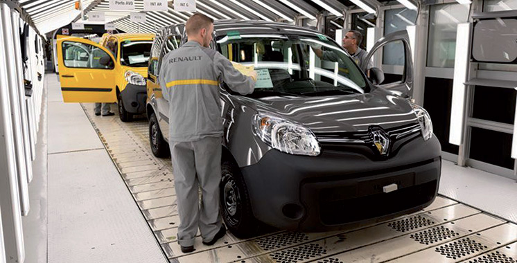 Le Groupe Renault redémarre partiellement et progressivement ses activités