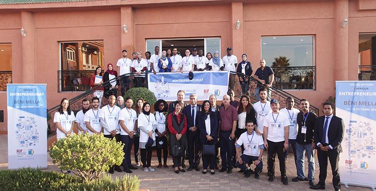 Création d'entreprise : L'AUF initie un Collège doctoral africain en entrepreneuriat