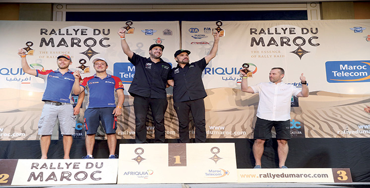 Rallye du Maroc : Une édition 2020 pleine de surprises