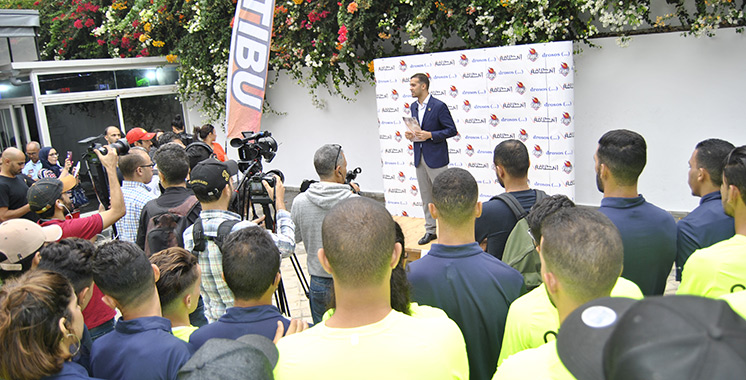 TIBU Maroc présente la 1ère promotion de «Intilaqa»