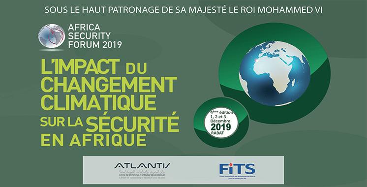 Le changement climatique au menu du 4ème Africa Security Forum