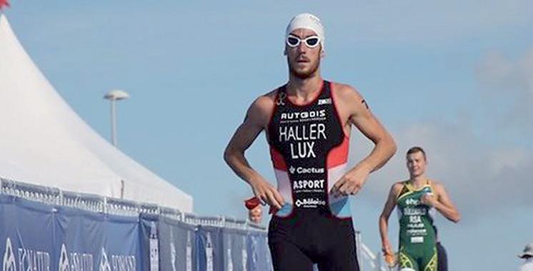 4ème Triathlon international de Dakhla : Bob Haller et Juri Ide remportent le titre