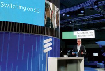 Rapport d'Ericsson sur la mobilité  : 2,6 milliards d'abonnements 5G prévus à fin 2025