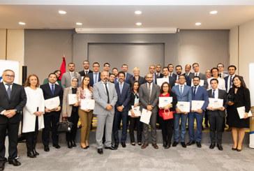 Négociateurs d'instruments financiers :  30 professionnels certifiés par l'AMMC