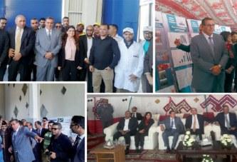 Le 1er Forum des entreprises aquacoles a été présidé par Aziz Akhannouch à Dakhla : L'aquaculture passe à la vitesse supérieure