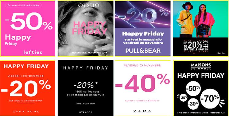 Aksal lance l'opération «Happy Friday»