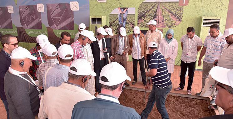 Après Larache : «Al Moutmir itinérant» d'OCP sillonnera  28 provinces