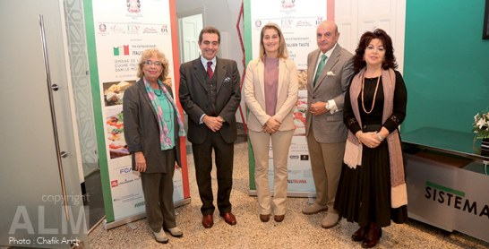 Semaine de la cuisine italienne dans le monde : Forte participation marocaine à la 4ème édition