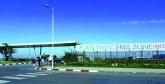 Le nouveau port de Kénitra Atlantique et sa zone industrialo-logistique  en étude
