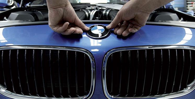 BMW: Hausse du bénéfice à plus de 11 %
