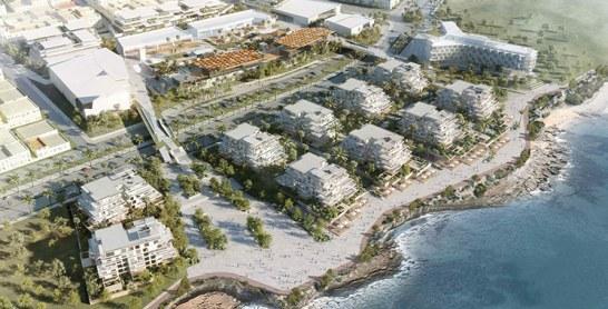 La corniche de Rabat fait peau neuve  : Imkan dévoile son projet immobilier «Le Carrousel» de 1,5 milliard de dirhams