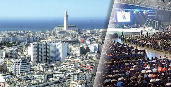 Deux sites  identifiés pour  le futur palais des congrès de Casa