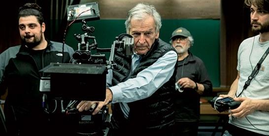 Le grand cinéaste Costa Gavras à Marrakech pour les Semaines du film européen