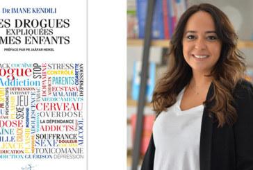 Présentation du livre «Les drogues expliquées à mes enfants» à Casablanca