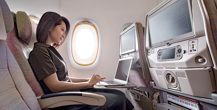 APEX 2020 Regional Passenger Choice Awards™ : Emirates rafle les prix du «Best  Wi-Fi» et du «Best Food & Beverage»