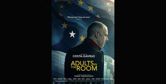 Aux 27èmes semaines du film européen : Costa-Gavras partage ses «Adults  in the Room» avec les Marrakchis