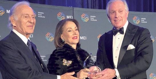 Distinction : M. et Mme Benjelloun, des personnalités visionnaires