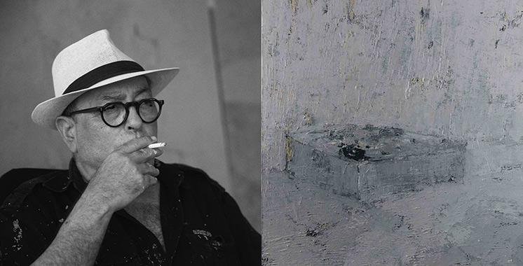 Quand Fouad Bellamine régénère son œuvre lacérée à Casablanca
