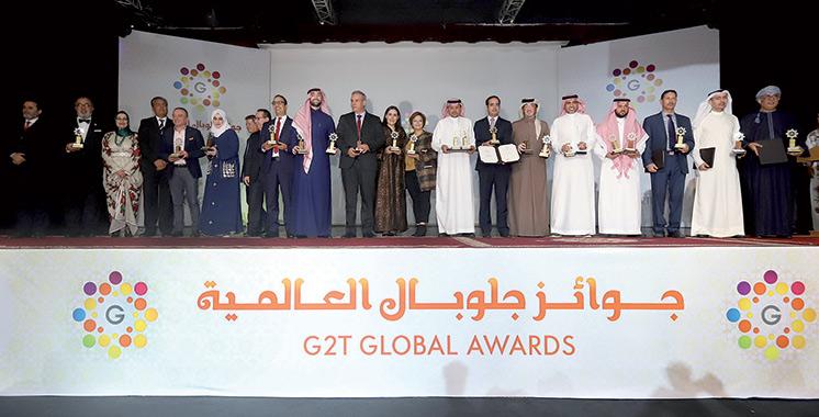 G2T Global Awards : Le Prix de l'action sociale attribué à l'Agence Bayt Mal Al Qods Al Charif