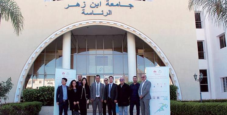 Digitalisation et promotion des compétences en TIC : Huawei Maroc et l'Université Ibn Zohr lancent le programme Huawei ICT Academy