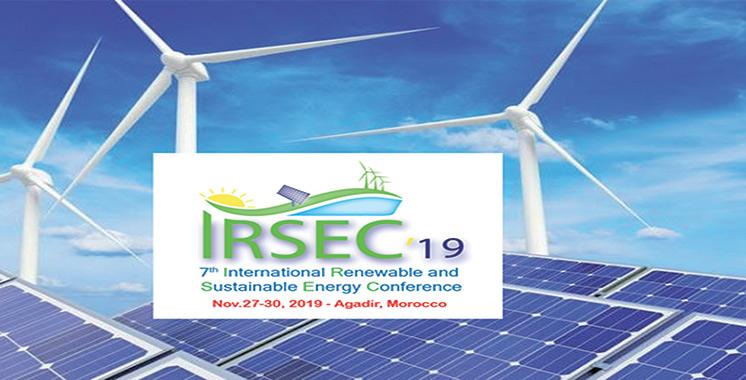 Agadir capitale mondiale des énergies renouvelables et durables