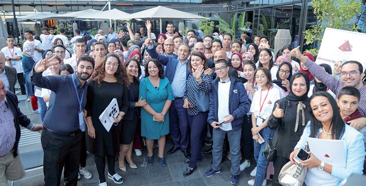 La Loterie Nationale et la FME en appui à la promotion des boursiers 2019