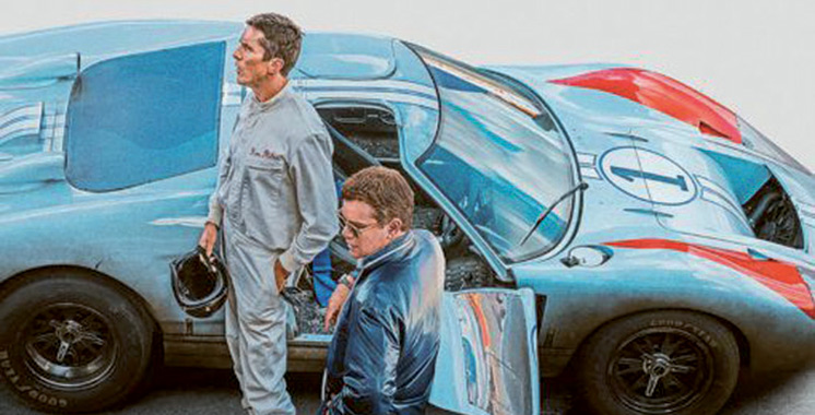 7000 tours/minute: Le Mans 66