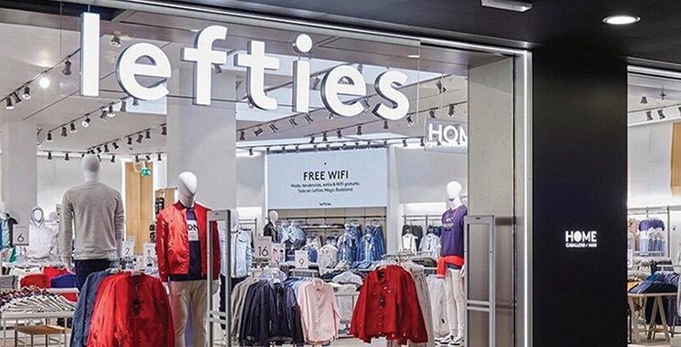 Lefties s'implante au Tachefine Mall