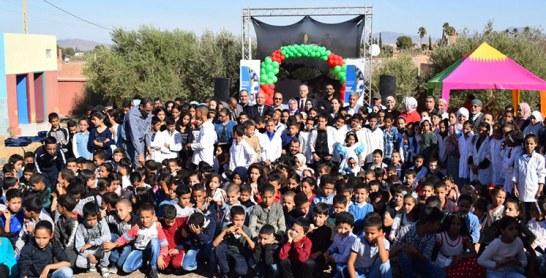 Managem & Injaz-Al Maghrib : Clôture de la première tranche des programmes de formation  à l'entrepreneuriat