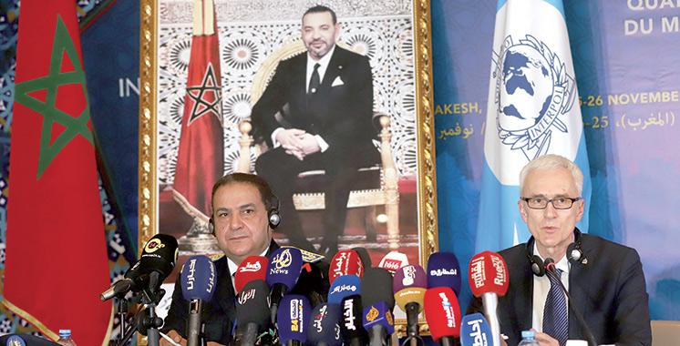 Interpol explore de nouvelles pistes depuis Marrakech