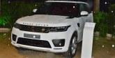 Le nouveau Range Rover Evoque présenté à Casablanca