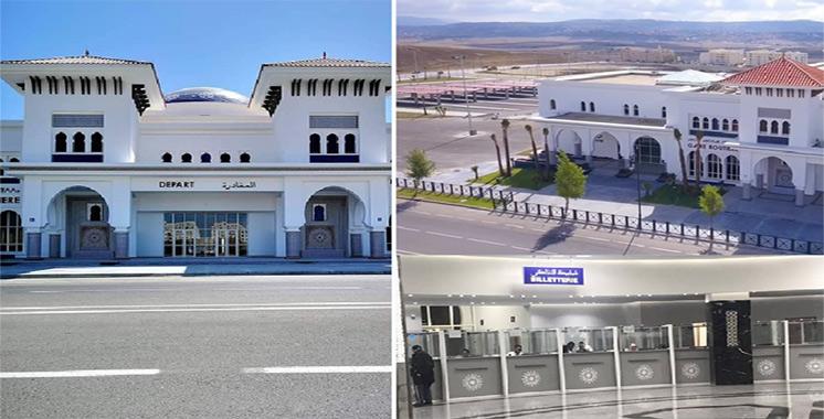 La nouvelle gare routière de Tanger ouvre ses portes