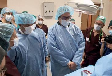 Opération Smile Morocco souffle à Agadir  sa 20ème bougie