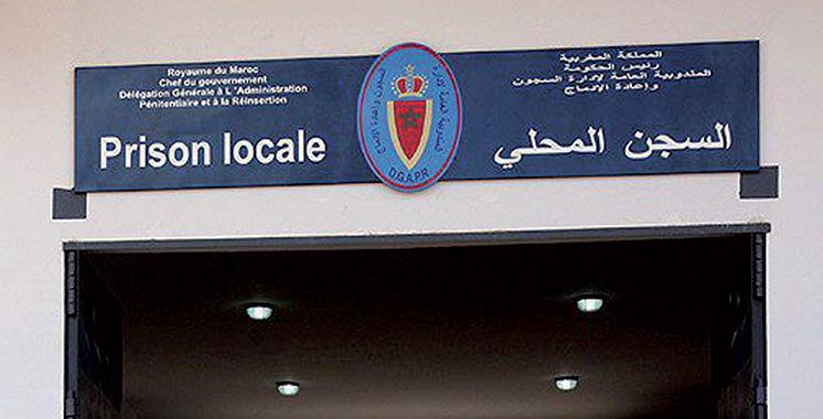 Prison locale Tanger 2 : Aucune grève de la faim n'est signalée