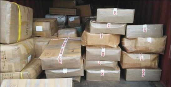 L'opération ponctuée par deux interpellations :Saisie à Fès de 13,2 tonnes de chira
