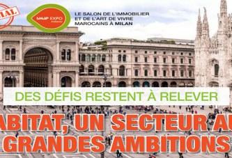 SMAP EXPO MILANO – DES DÉFIS RESTENT À RELEVER : HABITAT, UN SECTEUR AUX GRANDES AMBITIONS
