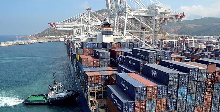 Tanger Med: Le trafic conteneurs bat les records en 2020