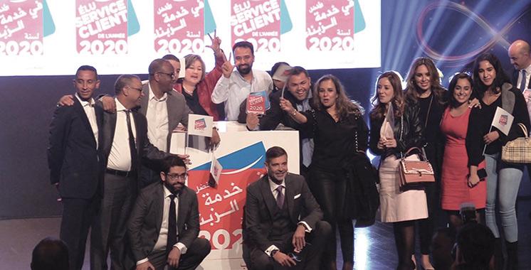 Service client de l'année : Et de trois pour Total Maroc