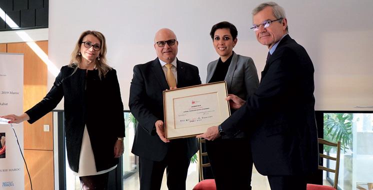 Renault Maroc remporte le trophée Défis responsabilité sociale et environnementale