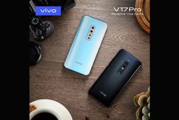 Vivo dévoile son smartphone V17 Pro