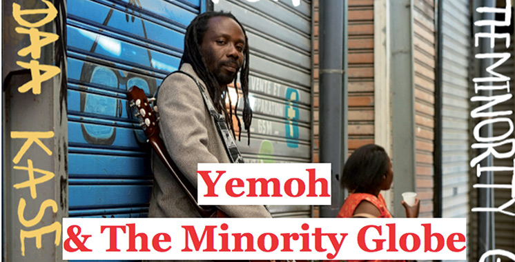 «Du Maroc au Ghana», nouveau  single de Yemoh & The Minority Globe