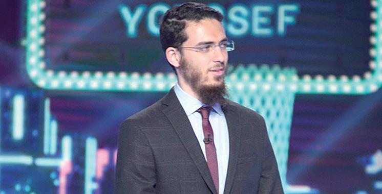 Youssef El Azzouzi sacré meilleur inventeur arabe