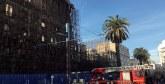 à cause d'une chute de pierres : Le tramway casablancais  à l'arrêt au centre-ville