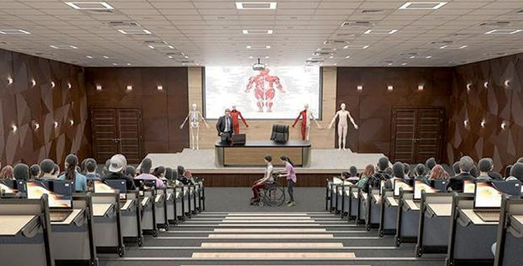 Faculté de médecine de Laâyoune : Le marché adjugé pour 229 millions DH