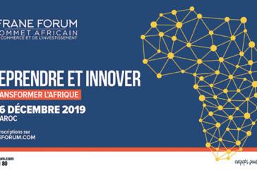 Sommet africain du commerce  et de l'investissement Ifrane Forum en décembre