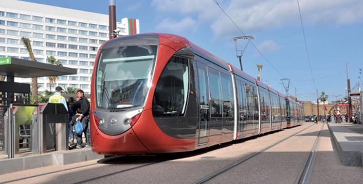 Tramway de Casablanca : Nouveaux horaires exceptionnellement pour ce dimanche